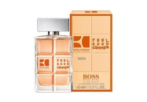 HUGO BOSS BOSS Orange Man Feel Good Summer Limited Edition Eau de Toilette 100ml £35 @ Debenhams - Free c&c