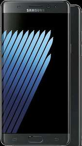 Samsung Galaxy Note 7 with unlimited mins, text and 6GB of 4G data with Vodafone £47pm (possible £39pm, £936), free hanset at Mobilephonesdirect - £1128 (free VR headset)