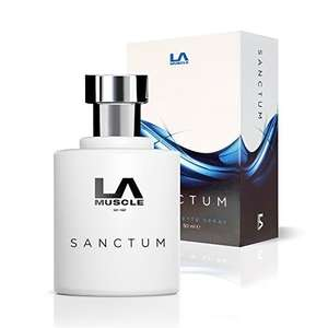 LA Muscle Sanctum EDT RRP £50! £4.99 PLUS FREE P+P! @ Amazon sold by LA Muscle