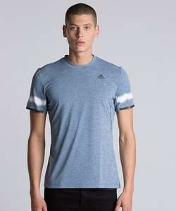 high end adidas running gear tops tshirts shorts from £7.99 at Drome with free click n collect (or free post over £50) supernova / response / aktiv / kanoi / sports wear