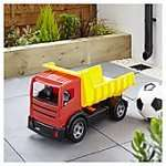 Lena Giant Truxx Dumper (63cm long with 100kg weight capacity!!) was £20 now £10 @ Tesco Direct (others also in comments) + £2 C+C
