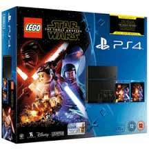 PS4 500GB Bundle with Lego Star Wars game & Force Awakens Blu-ray +  No Man's Sky AND Overwatch Orgins Edition £279 delivered @ Tesco Direct