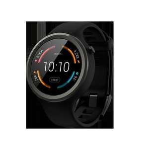 Moto 360 sport £129 after promo code from Motorola