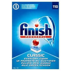 Finish Powerball classic 110 for £10 at Homebase instore & online