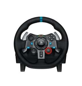 Logitech G29 racing wheel PS4 & PC @ Amazon