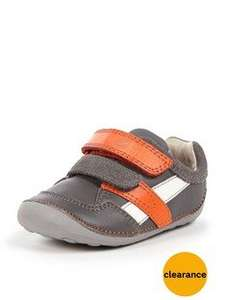 Clarks childrens shoes half price at Very from £13