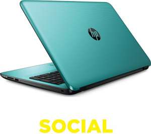 New HP 15 Laptop (different colours) @ Currys - £269