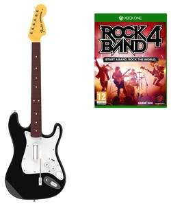 rockband 4 with guitar £24.99 @ Argos