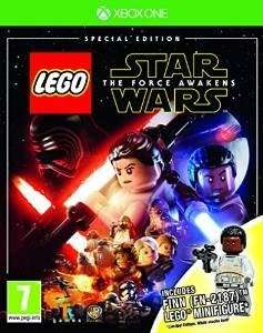 Lego Star Wars Force Awakens Special Edition with Lego Figure £28.99 (Xbox One) @ Amazon