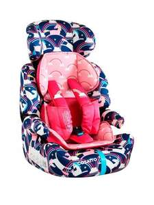 Cosatto Zoomi Group 123 Car Seat - Magic Unicorns (was £129.99) Now £99.99 at Very