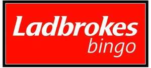 Ladbrokes bingo - £32.86 Topcashback when you deposit £10.00 as a new ladbrokes customer