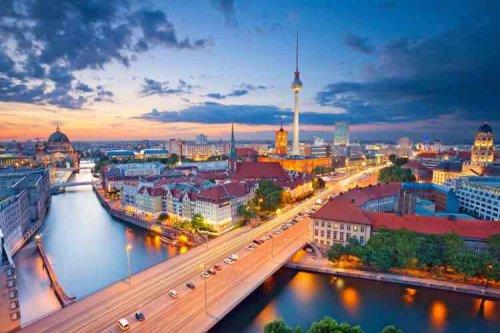 Return flights to Berlin for just £19.98 @ryanair