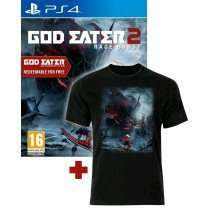 God Eater 2 + T-shirt [PS4] £42.95 @ The game collection