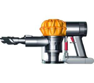 Dyson V6 Trigger Handheld Vacuum Cleaner was £199 now £149 + add £1 item get both for £130 @ Tesco Direct