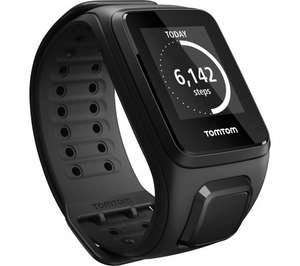TomTom Spark Fit GPS watch - £69.99 in Large or Small @ Currys (Android & iOS Compatible)
