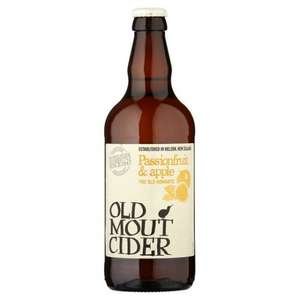 Old Mout Cider  £2.19 @ Tesco - Free after cashback with Checkoutsmart