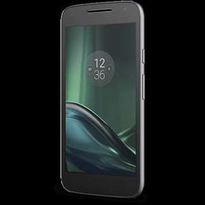Moto G4 Play 16GB £109.99 @ O2 (£10 top-up required for new customers)