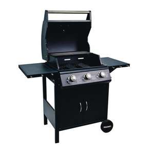 Flame Master Professional Chef 3-Burner Gas Barbecue £79.99 - free c&c @ Robert Dyas