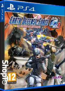 [PS4] Earth Defence Force 4.1 The Shadow of New Despair | New £14.89 @ ShopTo