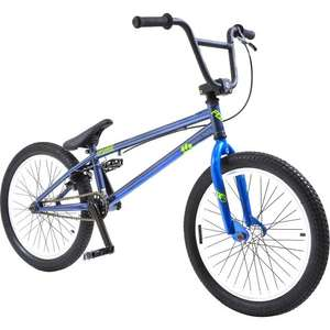 MUDDYFOX Black & Blue 20 Inch Upsurge BMX £120 Delivered TKMaxx