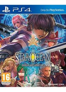 Star Ocean: Integrity and Faithlessness (PS4) £18.99 Delivered @ Base