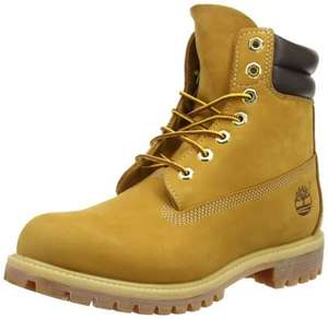 Timberland 6 In, Men's Slouch Boots, Beige (Wheat), 11.5 UK (46 EU) £56.97 @ Amazon
