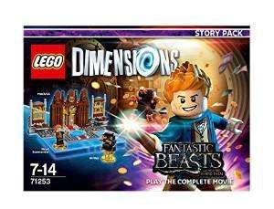 Lego Dimensions - Fantastic Beasts and where to find them Story Pack - £32.99 Amazon