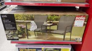jack and jill garden seat Asda hounslow £59 now only £25
