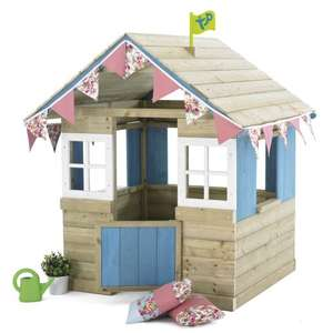 ** TP Toys TP328 Bramble Cottage Wooden Playhouse only £100 delivered @ John Lewis **