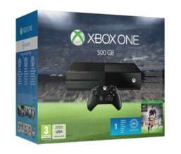 Xbox One with Forza 6, FIFA 16, rocket league and now tv for £199 @ Game