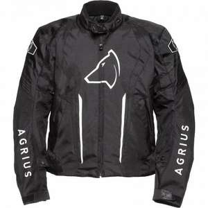 Agrius Phoenix Motorcycle Jacket Save Extra 20% using code SHH20 (RRP £69.99 WAS £54.99 Now £43.99 save over 37% on RRP) @ Ghost Bikes