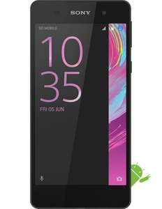 Sony Xperia E5 Pay As You Go Carphone Warehouse £99 + £10 top up on EE/Vodafone or upgrade £99 no top up