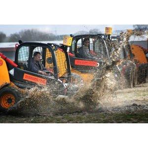 JCB Dumper Racing experience at Diggerland £45.99 @ IWOOT
