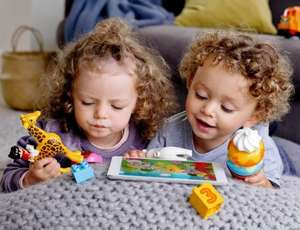 Free Toddlers DUPLO Apps from LEGO.com