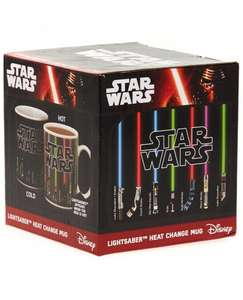 Star Wars Lightsaber Heat Change Mug £1.05 @ Asda Instore