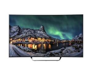 Sony 65S8005C 3D Curved screen 4K 65-inch Ultra HD TV £1269.00 @ Amazon