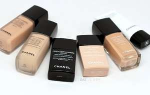 Free Chanel Velvet Foundation