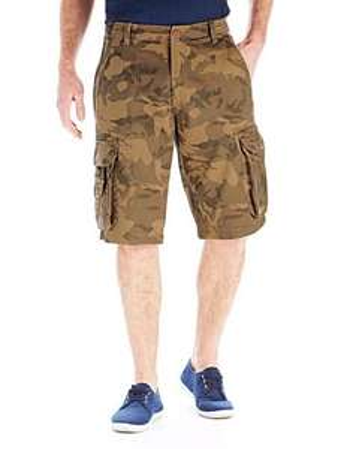 Premier Man Cargo Shorts.