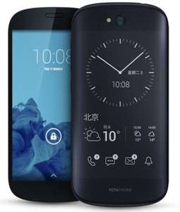 Yotaphone 2 5.0 Inch 2GB RAM 32GB ROM @ £123.89 or £108.43 with code from banggood