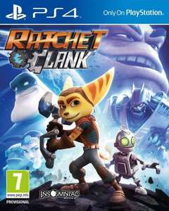 Ratchet and Clank (PS4) - £17.95 @ The Game Collection