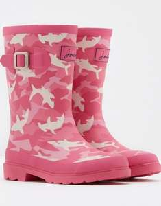 Joules Outlet Wellies and Winter Footwear Sale + Free Delivery @ Joules Ebay (See Details for Links and Sizes)