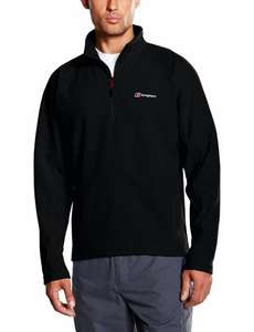 Berghaus Men's Kilnsey Micro Half Zip Fleece Jumper £10.53 upwards @ amazon
