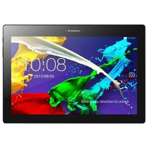 Lenovo A2 A10-70, 10-inch Tablet - 16GB,  £149 add £1 item get £20 code @Tesco Direct