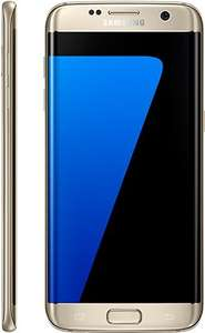 Samsung Galaxy S7 Edge - 32Gb - Gold - SIM-Free - £549.99 @ Amazon
