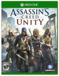 Assassin's Creed Unity Xbox One ( if cdkeys fbook 5% code works £1.42 isn ) - £1.49