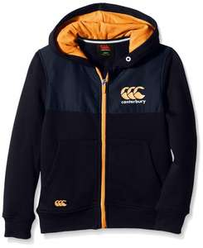 Canterbury Kid's Zip through Hoody £10.80 (Prime) £13.29 (non prime) @ Amazon