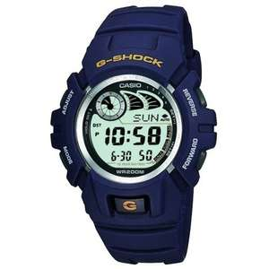 Mens Casio G-Shock Blue Digital Watch G-2900F-2Ver at Chapelle for £43.50 delivered
