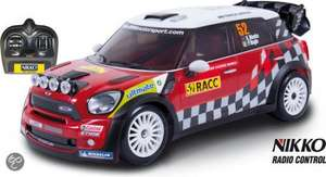 Nikko world Rally Championship Mini Radio Controlled Car £8.99 @ argos less than half price