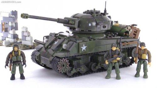 Mega Bloks Call of Duty Legends Battle Tank £29.95 delivered, best price, toys r us ebay