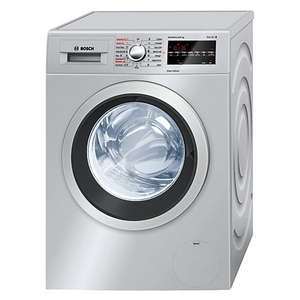 Appliances Direct - Bosch WVG3046SGB 8kg Wash 5kg Dry Freestanding Washer Dryer Silver for £532 (Which subscription £512)